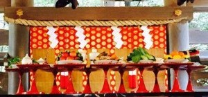 大神神社で鎮花祭が斎行されました。