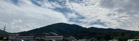 7月の三輪山